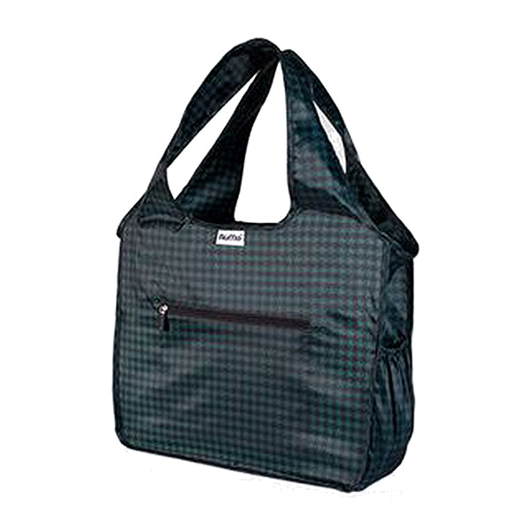 Rume Foldable Zippered Tote Glasgow