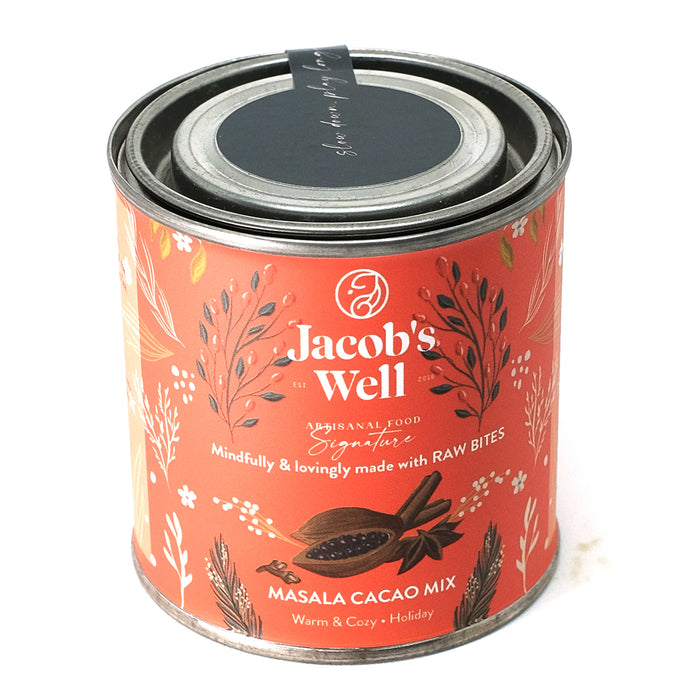 Jacob's Well Signature - Masala Cacao Mix 90g (Limited Edition)