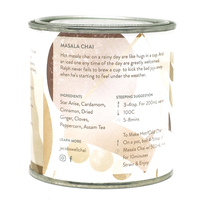 Jacob's Well Signature - Masala Chai 90g