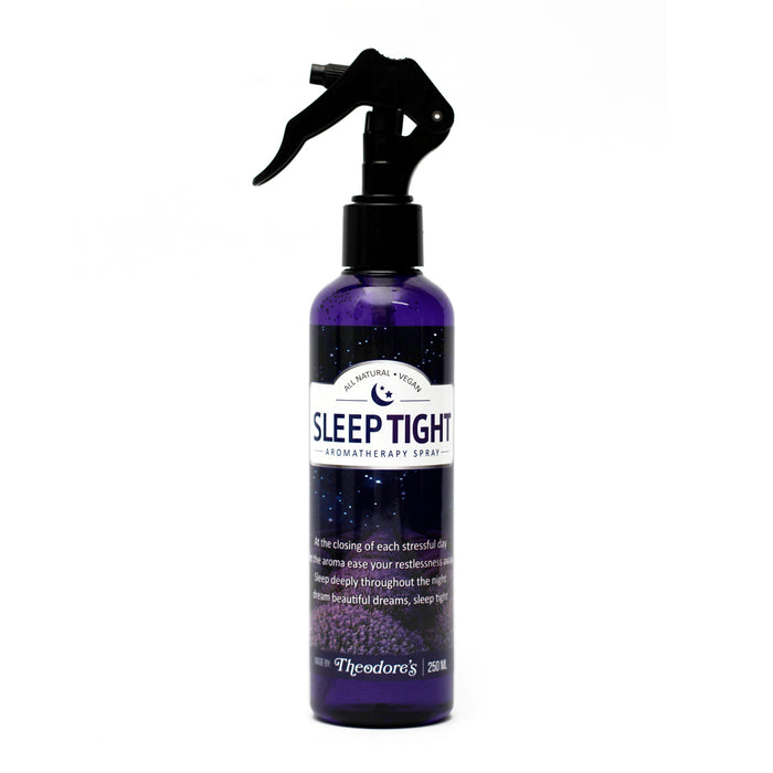 Theodore's Sleep Tight Aromatherapy Spray (Lavender & Chamomile Blend) 250ml