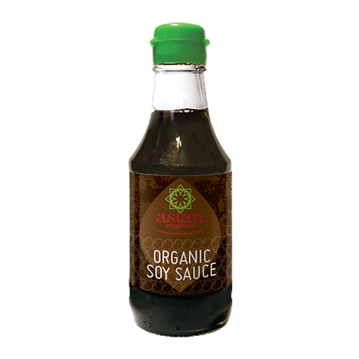 Asian Organics Japanese Style Soy Sauce 200ml
