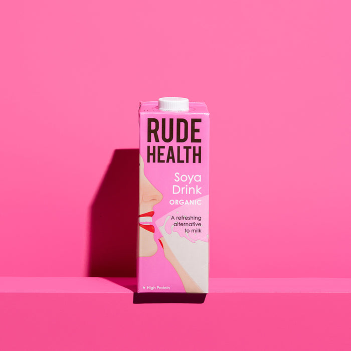 Rude Health Soya Drink 1L