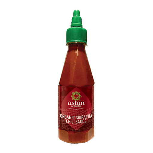 Asian Organics Sriracha Chili Sauce 250ml