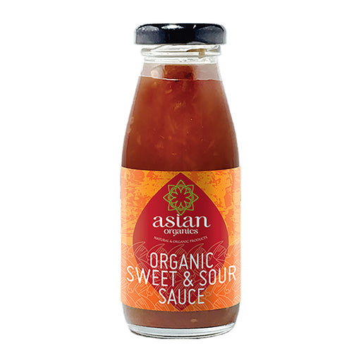Asian Organics Sweet & Sour Sauce 200ml