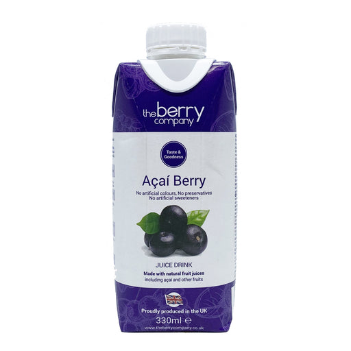The Berry Company Acai Berry Juice 330ml