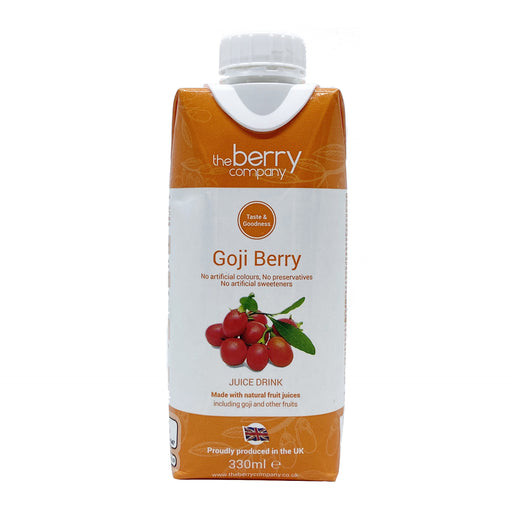 The Berry Company Goji Berry Juice 330ml