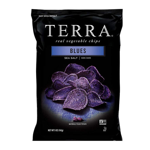 TERRA Blues Chips with Sea Salt 141g (5oz)