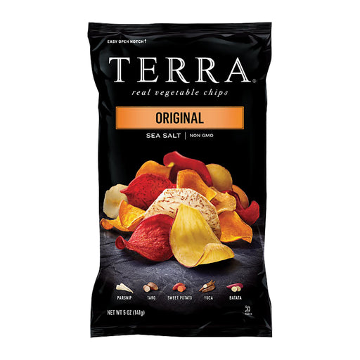 TERRA Original with Sea Salt 141g (5oz)