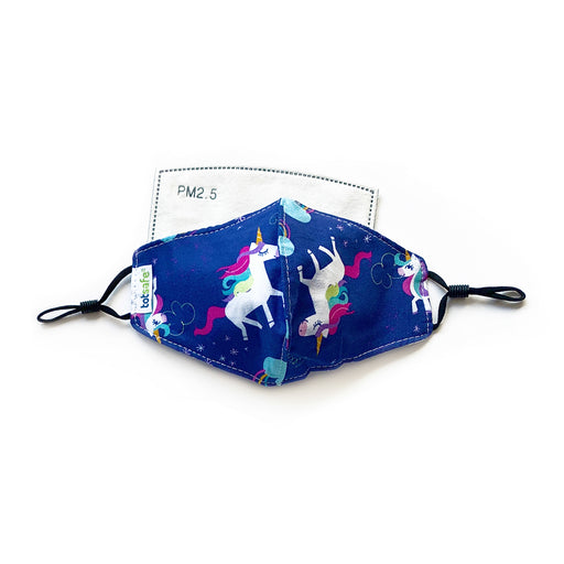 Totsafe Unicorn Lifestyle Mask (1 Mask, 3 filters)