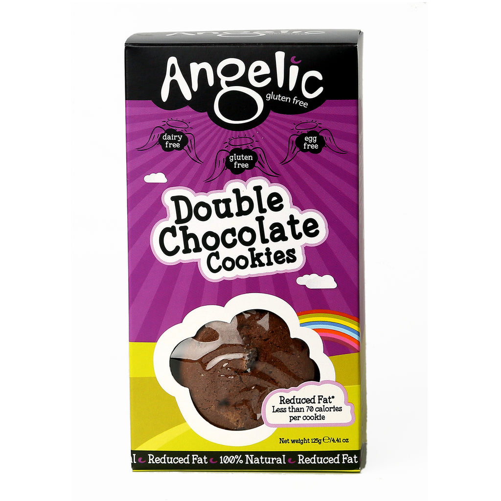 Angelic Double Chocolate Cookies