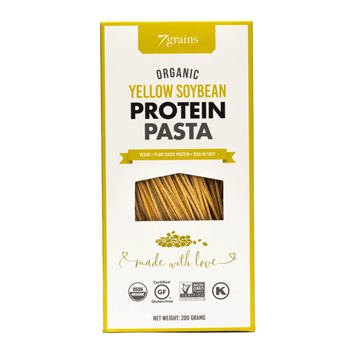 7Grains Organic Yellow Soybean Protein Pasta 200g