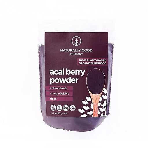 Naturally Good Co Acai Berry Powder 50g