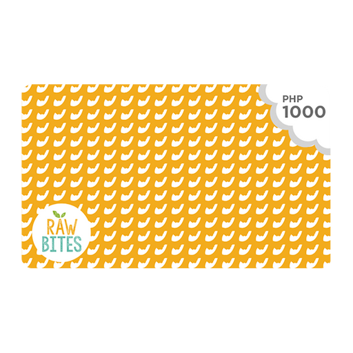 Gift Card Value (P1000)