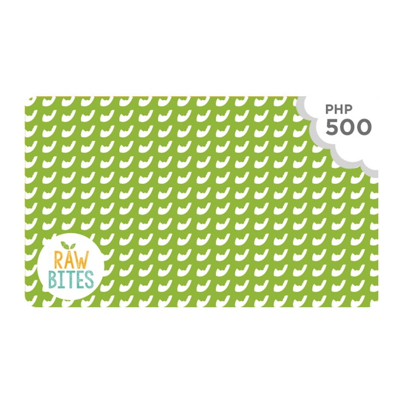 Gift Card Value (P500)