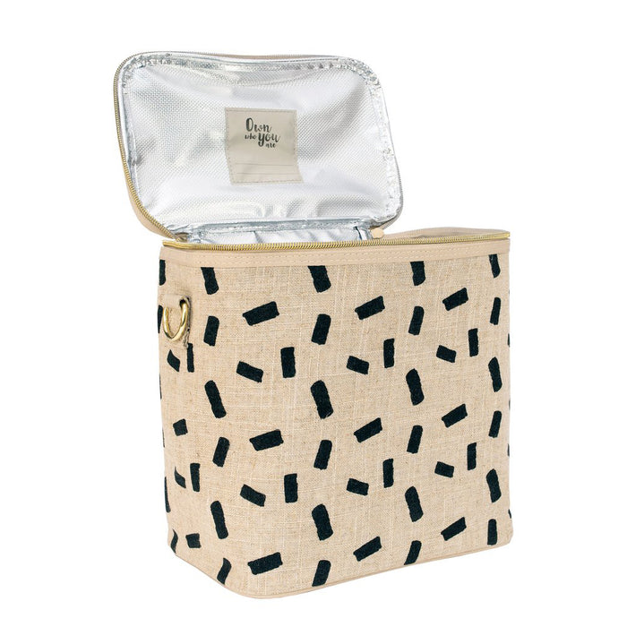 SoYoung Large Insulated Bag - Block