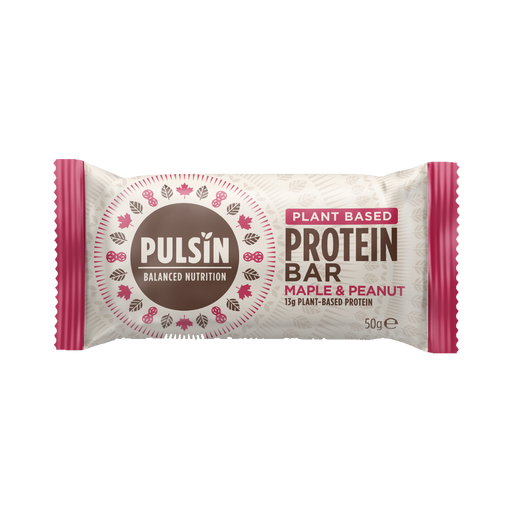 Pulsin Protein Booster Maple Peanut 50g