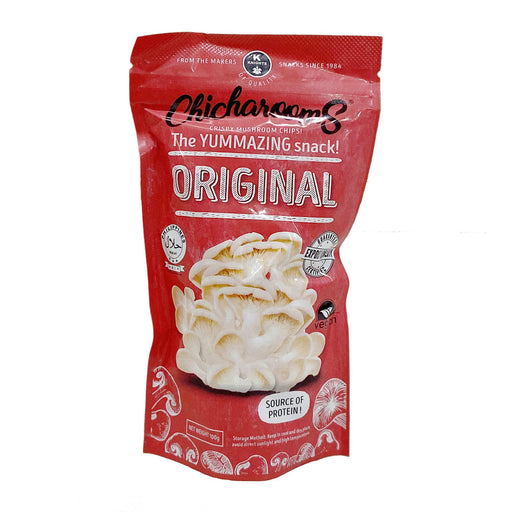Chicharooms Original Crispy Mushroom Chips 100g