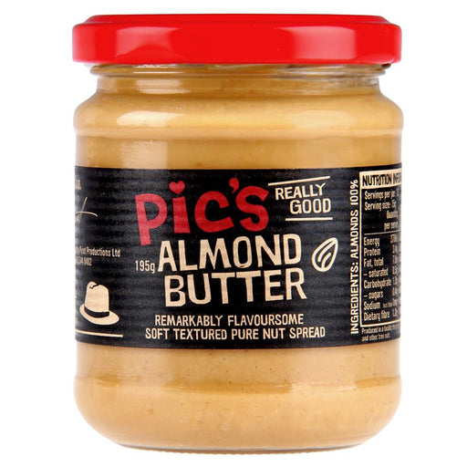 Pic's Almond Butter 195g