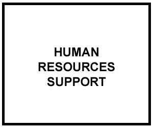 FM 1-0: Human Resources Support