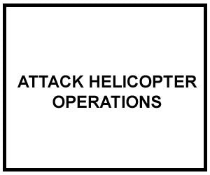 FM 1-112: ATTACK HELICOPTER OPERATIONS