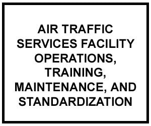 FM 3-04.303: AIR TRAFFIC SERVICES FACILITY OPERATIONS, TRAINING, MAINTENANCE, AND STANDARDIZATION