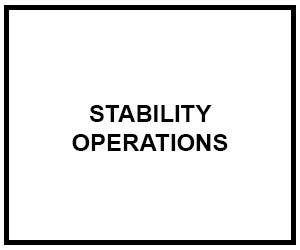 FM 3-07: STABILITY OPERATIONS