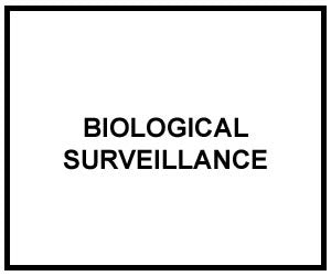 FM 3-11.86: BIOLOGICAL SURVEILLANCE