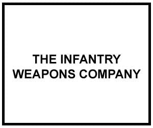 FM 3-21.12: THE INFANTRY WEAPONS COMPANY