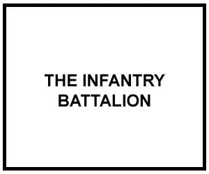 FM 3-21.20: THE INFANTRY BATTALION