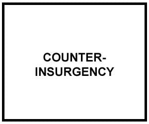 FM 3-24: COUNTERINSURGENCY