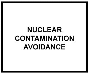 FM 3-3-1: NUCLEAR CONTAMINATION AVOIDANCE