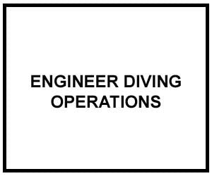 FM 3-34.280: Engineer Diving Operations