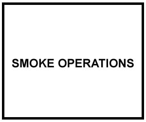 FM 3-50: Smoke Operations