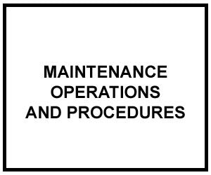 FM 4-30.3: Maintenance Operations and Procedures