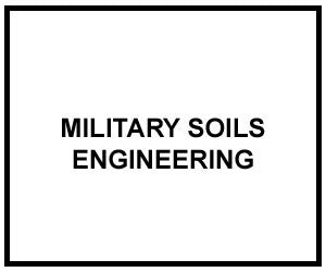 FM 5-410: Military Soils Engineering