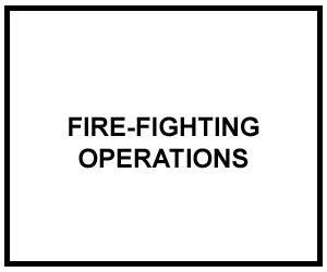 FM 5-415: Fire-Fighting Operations