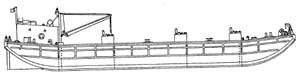 Army Liquid Cargo Barges