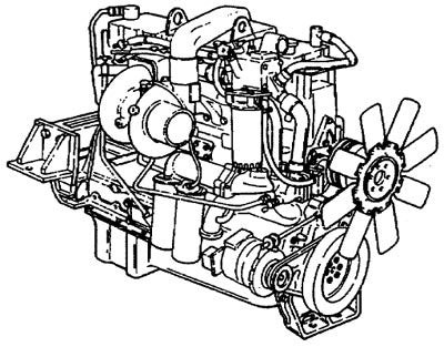 Army Land and Watercraft Engines
