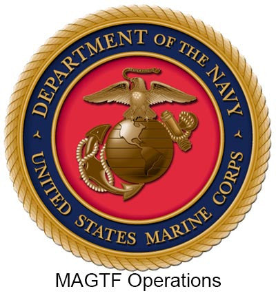 MCWP Series: MAGTF Operations