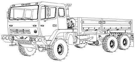 M1083 Series Medium Tactical Vehicles (MTV)