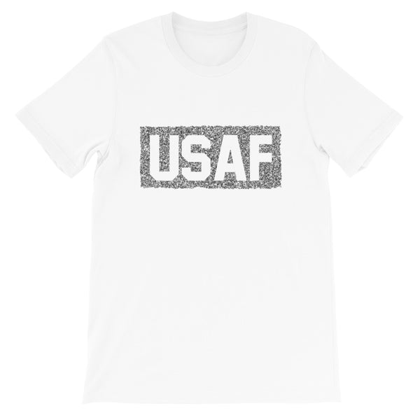 USAF Chaos Pattern | Short-Sleeve Unisex T-Shirt
