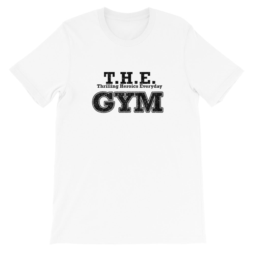 T.H.E. Gym | Short-Sleeve Unisex T-Shirt