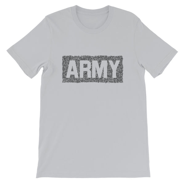 ARMY Chaos Pattern | Short-Sleeve Unisex T-Shirt
