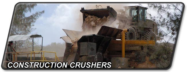 Construction and Material Handling Equipment: Crushers