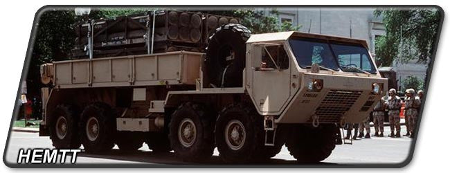 M977 Series 8x8 Heavy Expanded Mobility Tactical Trucks (HEMTT)