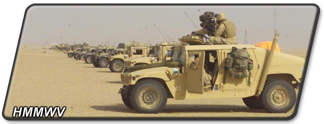 M998 Series High Mobility Multipurpose Wheeled Vehicle (HMMWV)