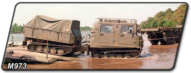 m973 Small Unit Support Vehicle (SUSV)