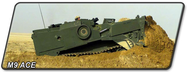 M9 Armored Combat Earthmover (ACE)