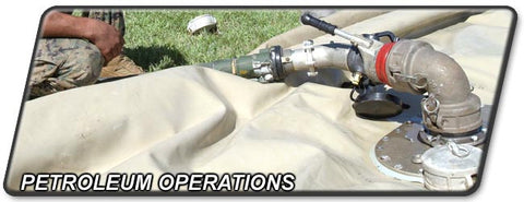 Army Petroleum Operations Equipment