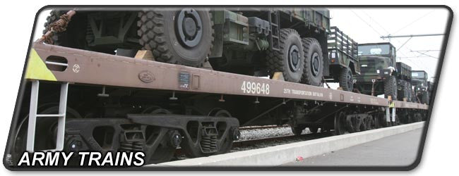 Army Trains
